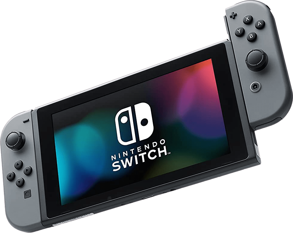 Grau Nintendo Switch (2019 Edition).3