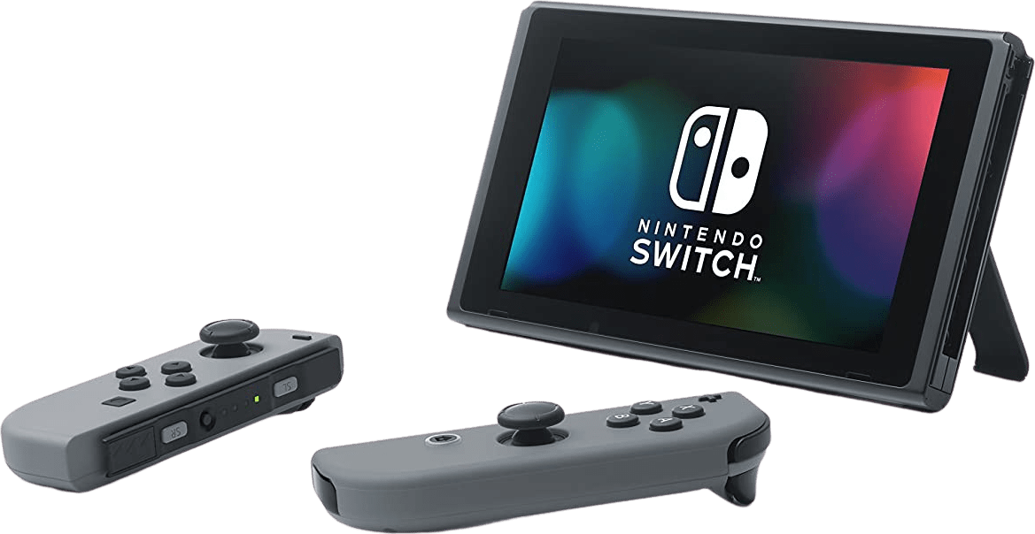 Grau Nintendo Switch (2019 Edition).4