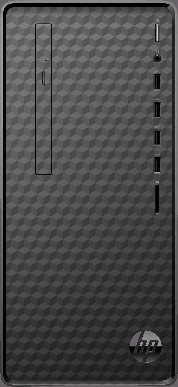 Jet Black HP Pavilion M01-F0011ng Desktop - AMD Ryzen™ 5 3400G - 8GB - 256GB SSD + 1TB HDD - AMD Radeon Graphics.1
