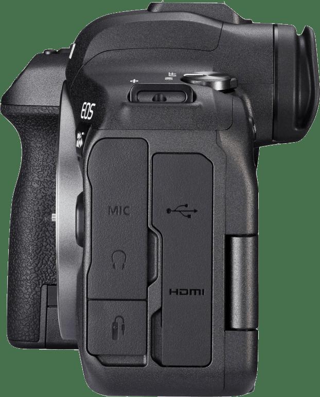 Black Canon EOS R6 Body.5