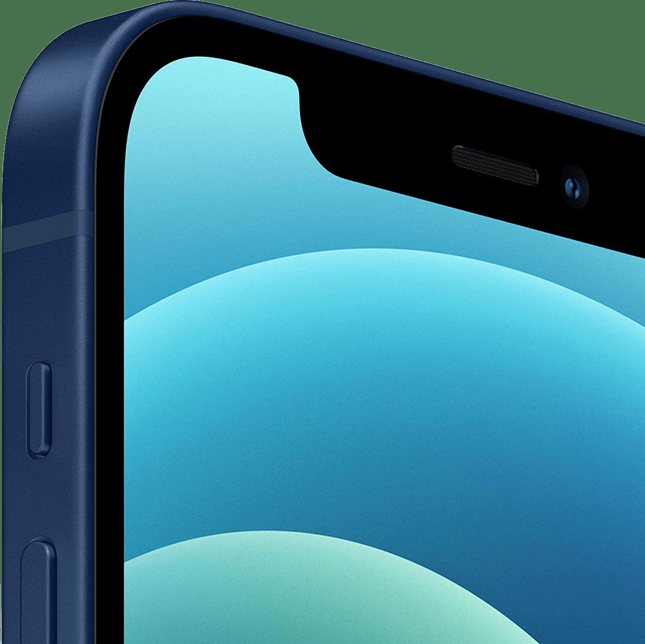 Blue Apple iPhone 12 64GB.4