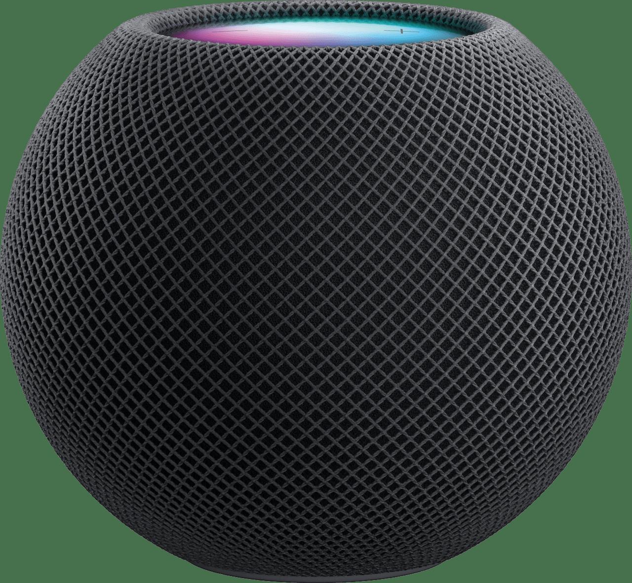 Space grau Apple HomePod mini.1