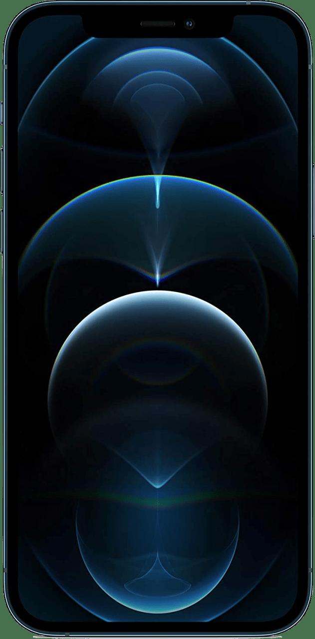 Pacific Blue Apple iPhone 12 Pro Max - 128GB - Dual Sim.2