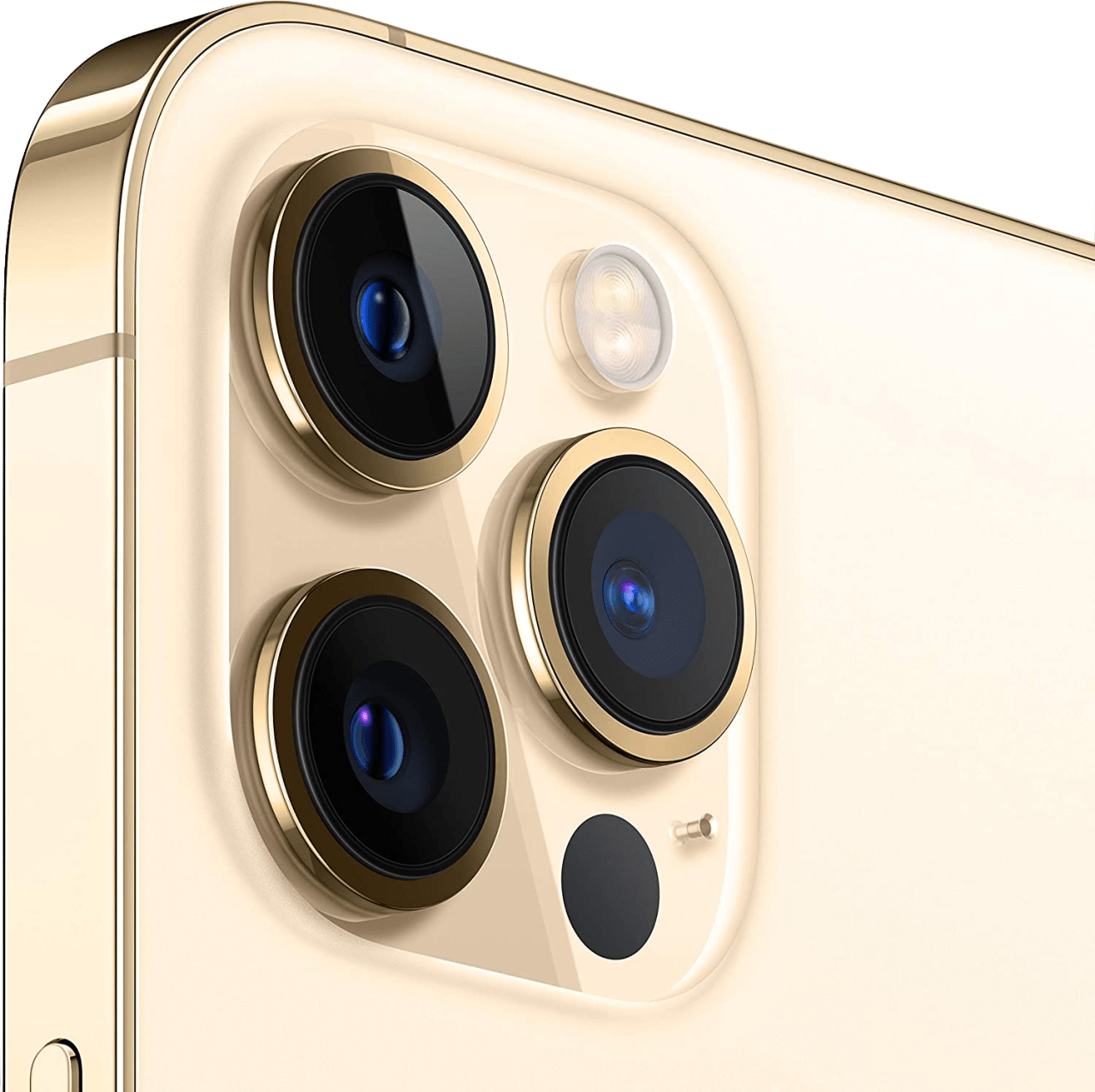 Gold Apple iPhone 12 Pro Max 128GB.2
