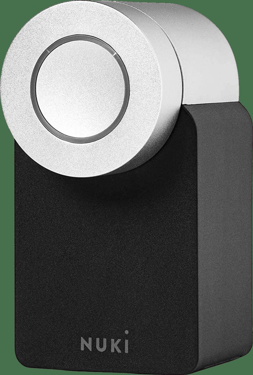 Black Nuki Smartlock V2.1
