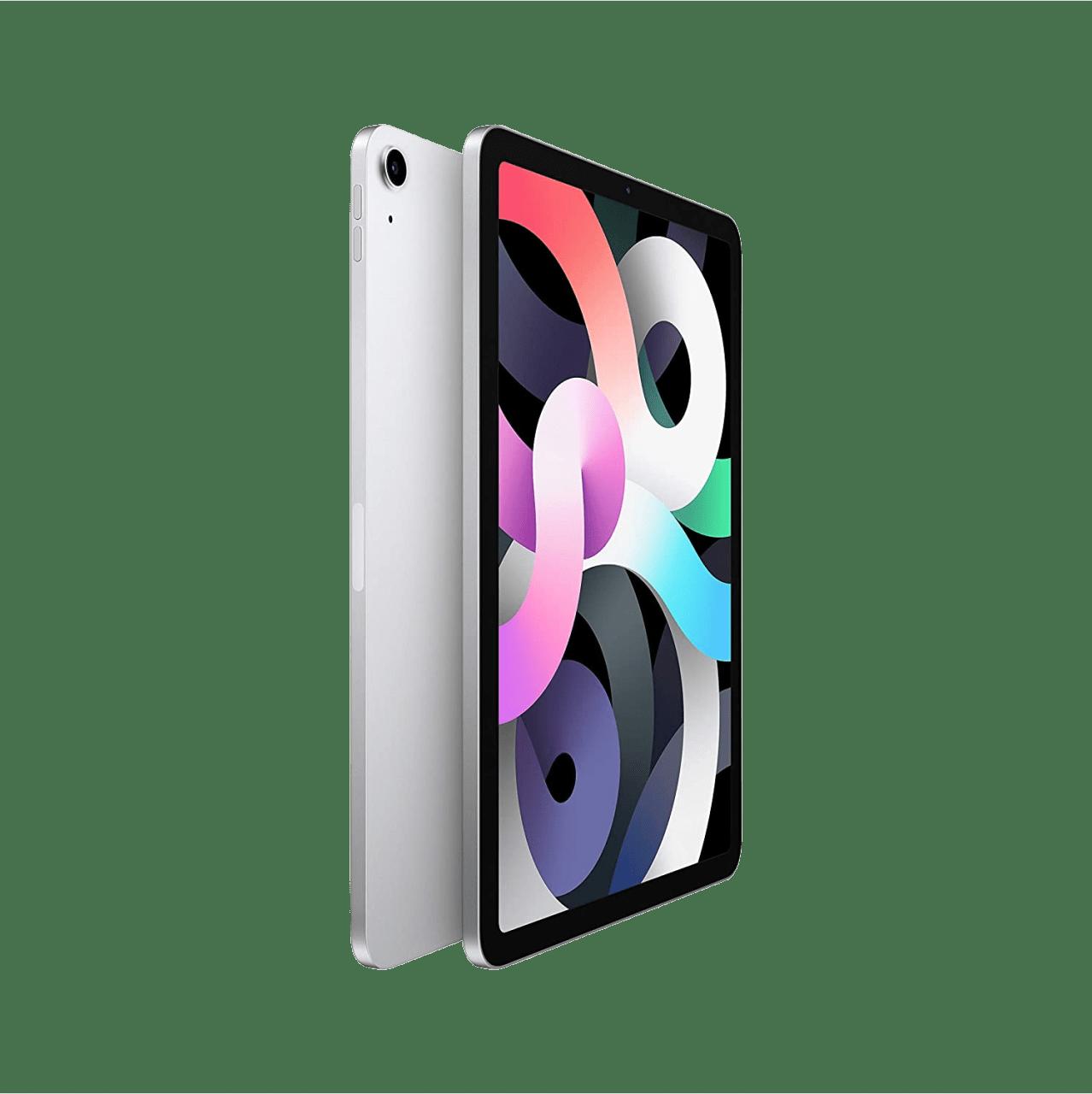 Silver Apple iPad Air WiFi 64GB (2020).2