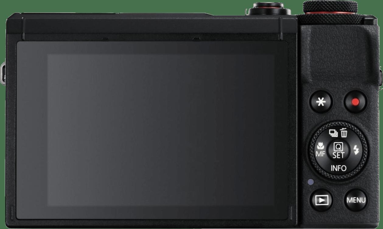 Schwarz Canon PowerShot G7X Mark III.2