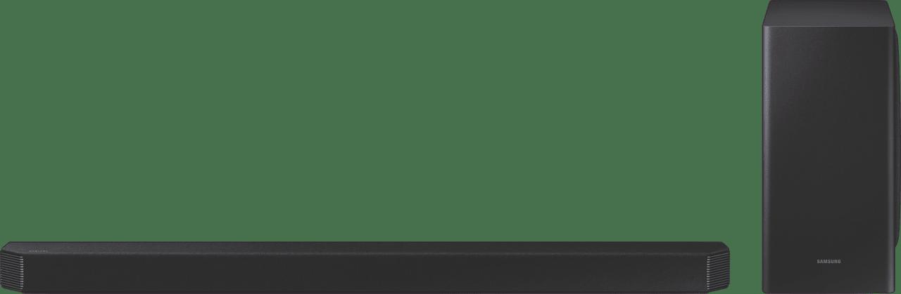Black Samsung HW-Q900T Soundbar.2