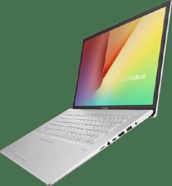 Transparent Silver Asus VivoBook S17.2