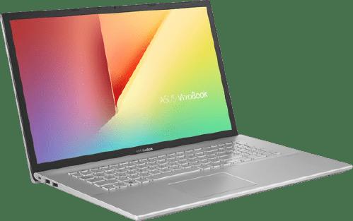 Transparent Silver Asus VivoBook S17.3