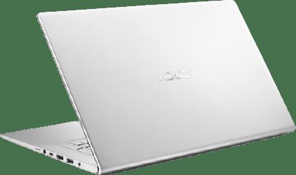 Transparent Silver Asus VivoBook S17.4