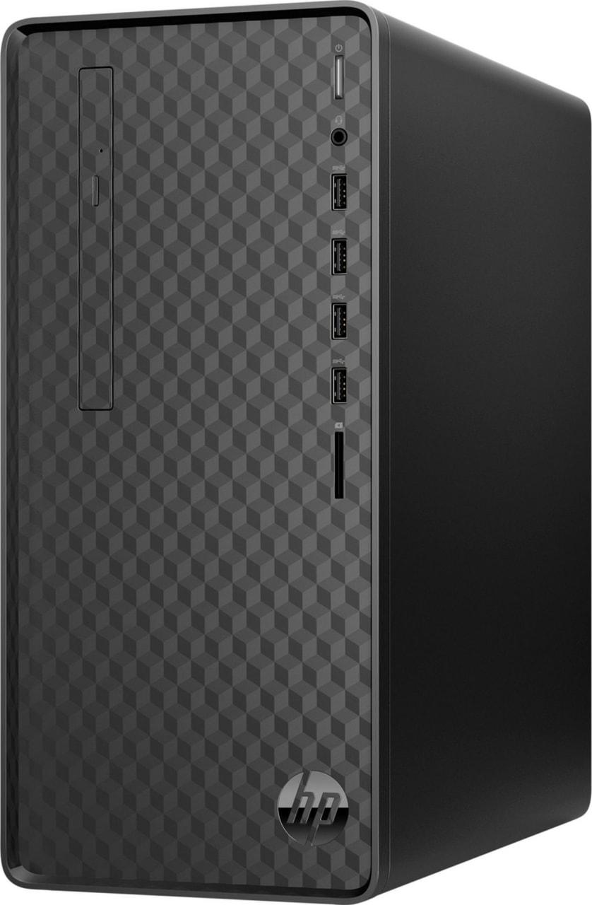 Jet black HP Pavilion M01-F1006ng Mini PC - Intel® Core™ i3-10100 - 8GB - 256GB SSD - Intel® UHD Graphics.3