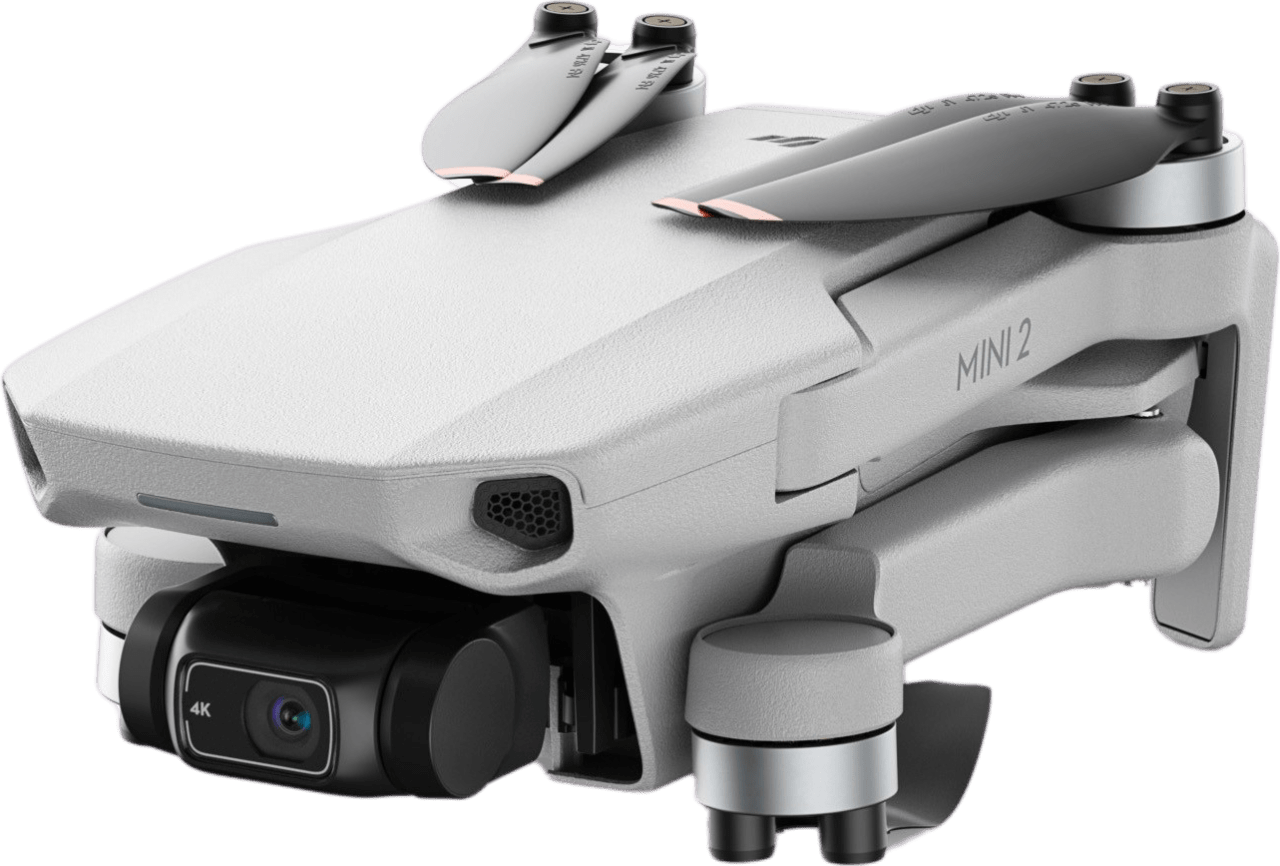 Light Grey DJI Mini 2 Fly More Combo.3
