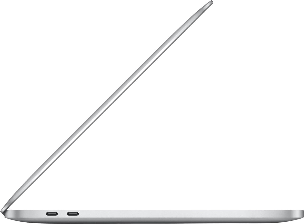 "Silver Apple 13"" MacBook Pro (Late 2020).2"