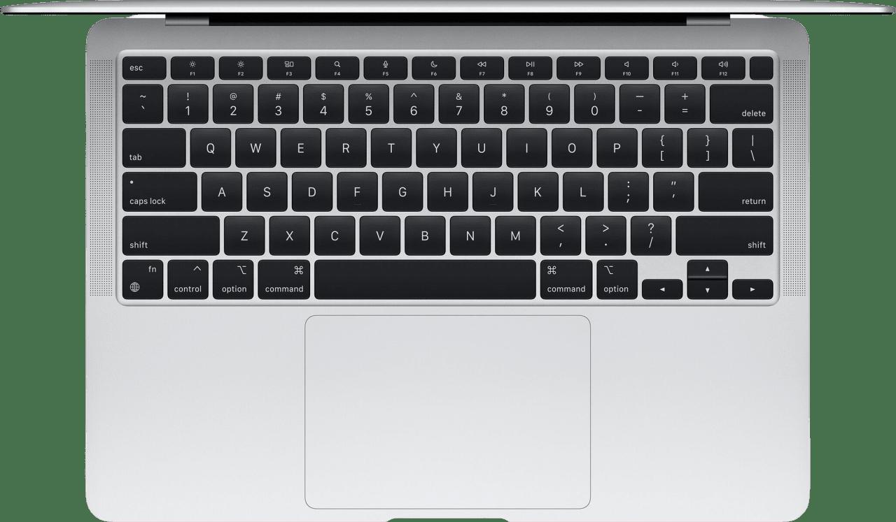 Silver Apple MacBook Air (Late 2020) Laptop - Apple M1 - 8GB - 512GB SSD - Apple Integrated 8-core GPU.2
