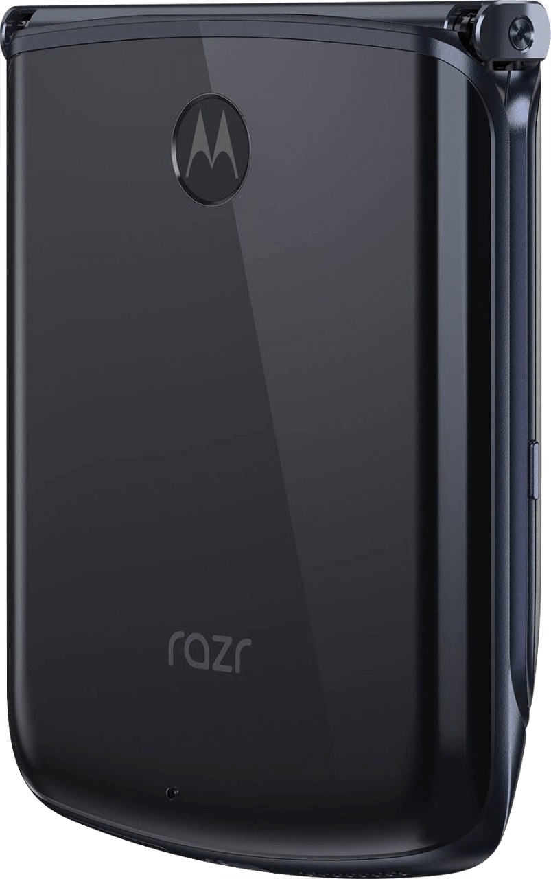 Schwarz Motorola Razr 256GB (2020).4