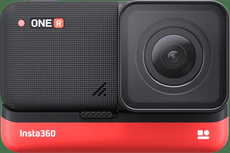 Schwarz Insta360 One R.1