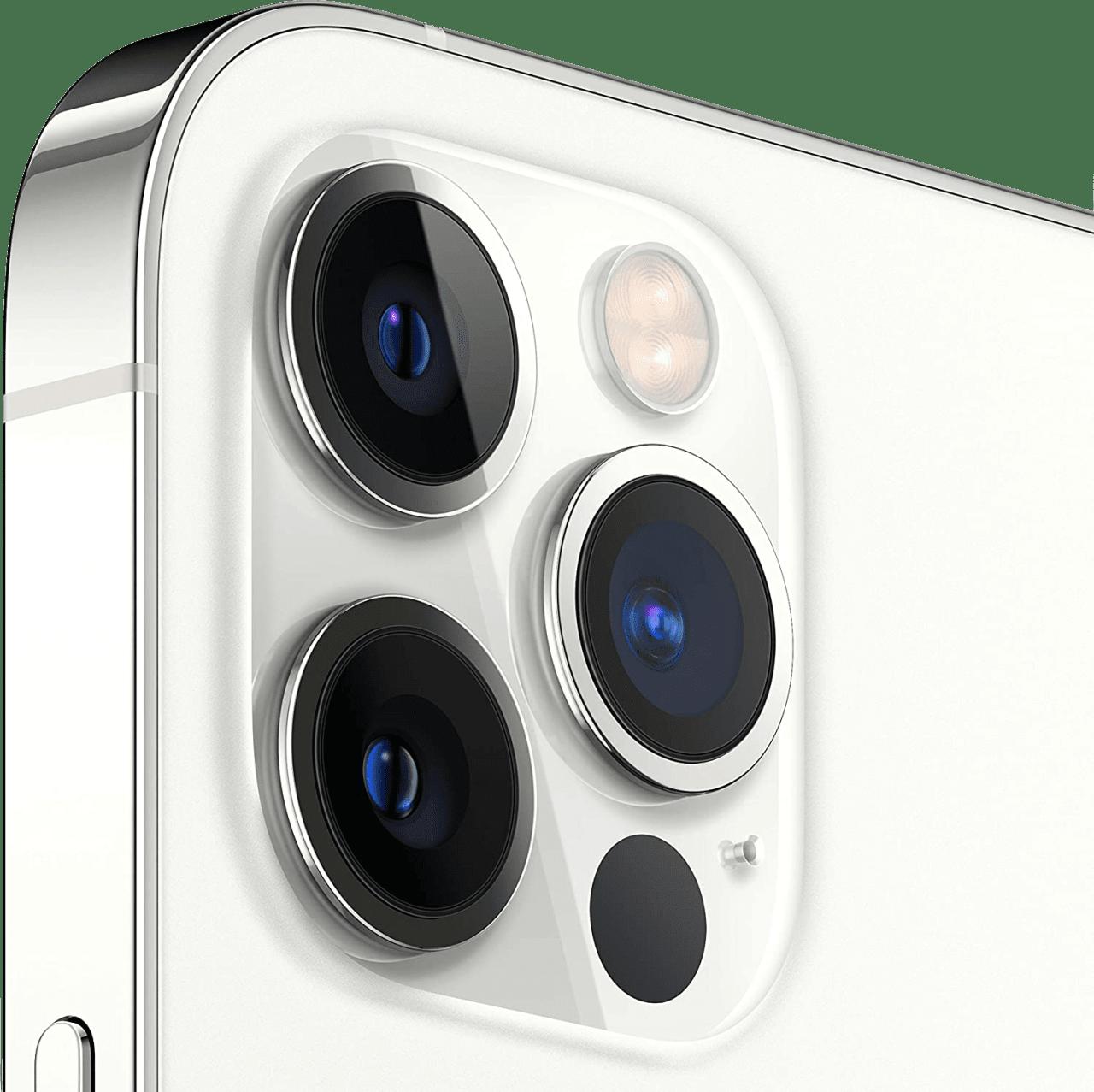 Silver Apple iPhone 12 Pro Max 512GB.4