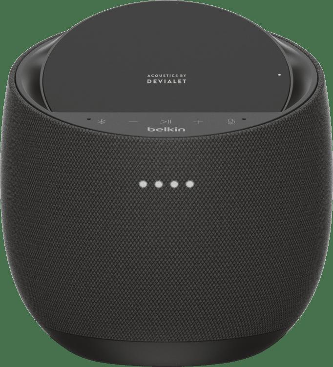 Black Belkin Soundform Elite Hi-Fi Smart Speaker (Alexa & AirPlay2) Smart Speaker.2