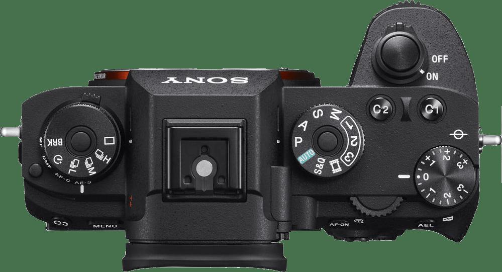 Black Sony Alpha 9 Body.3