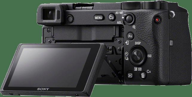 Black Sony ALPHA 6600 Body.3