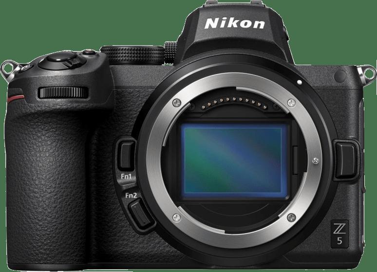Black Nikon Z 5 System Camera (Body).1