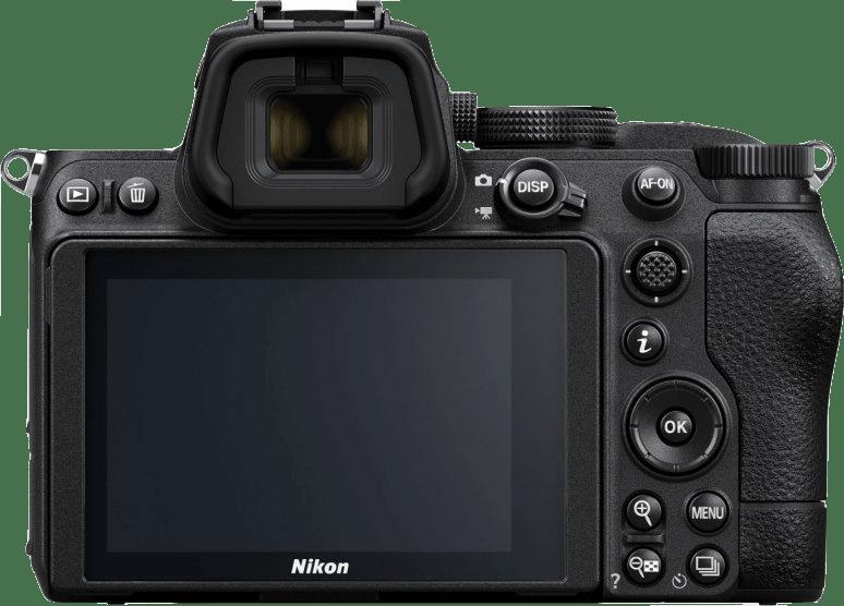 Black Nikon Z 5 System Camera (Body).2