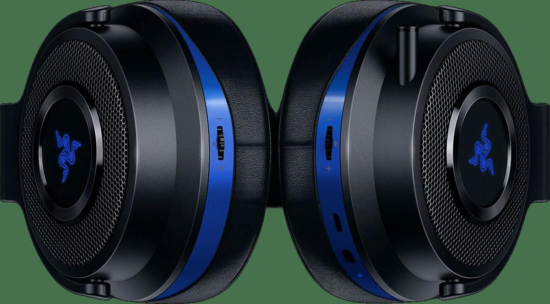Black Razer Thresher 7.1 (Playstation) Over-ear Gaming Headphones.3