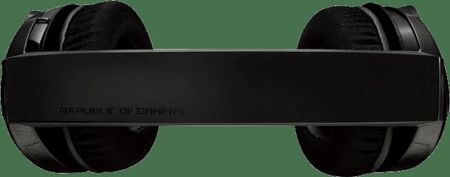 Negro Asus ROG Strix Fusion Auriculares inalámbricos para juegos sobre la oreja.3