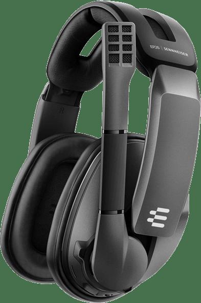 Black EPOS Sennheiser GSP 370 Over-ear Gaming Headphones.1