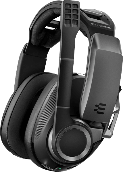 Black EPOS Sennheiser GSP 670 Over-ear Gaming Headphones.4