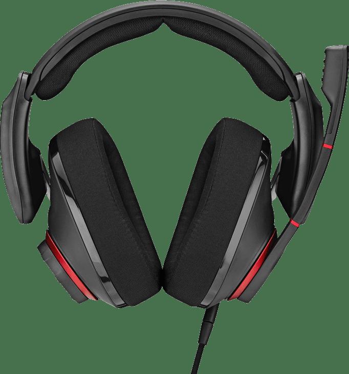 Black EPOS Sennheiser GSP 500 Over-ear Gaming Headphones.2
