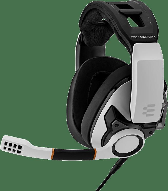 White / Black EPOS Sennheiser GSP 601 Over-ear Gaming Headphones.1