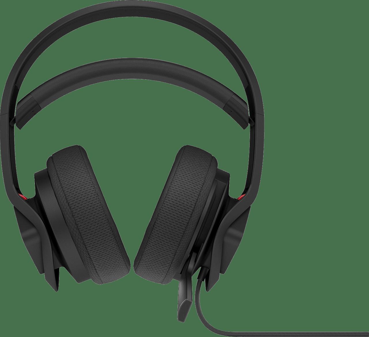 Black HP Omen Mindframe 2 Over-ear Gaming Headphones.2