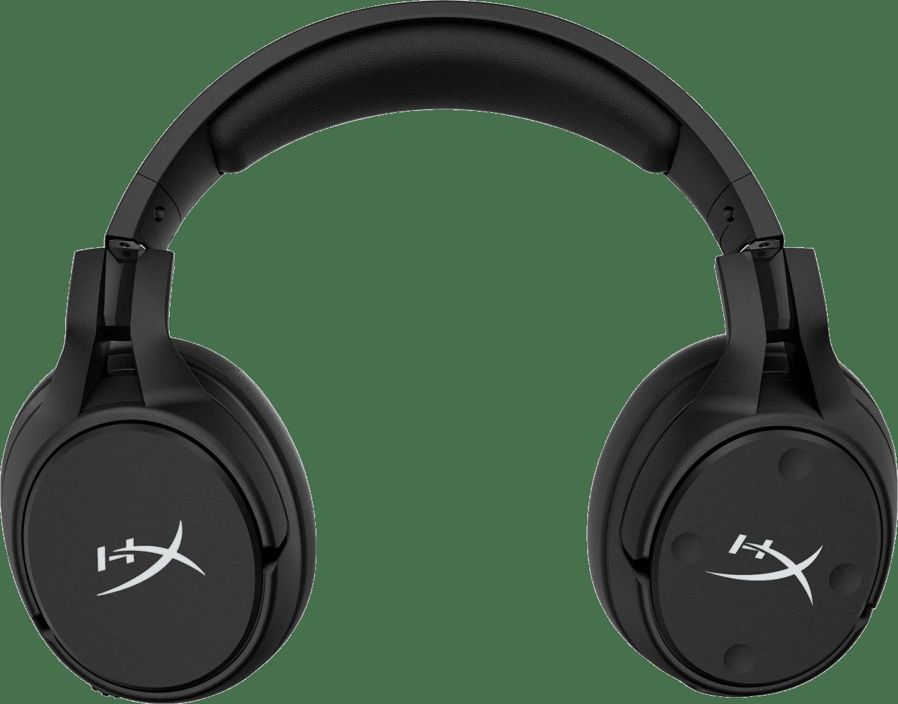 Schwarz HyperX Cloud Flight S Over-Ear-Gaming-Kopfhörer.4