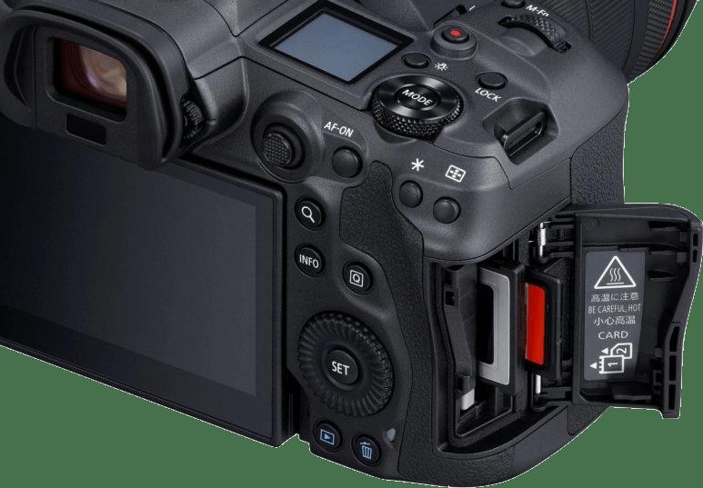 Black Canon EOS R5 Body.4