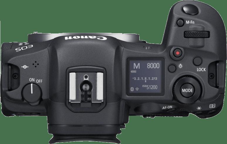 Black Canon EOS R5 Body.5