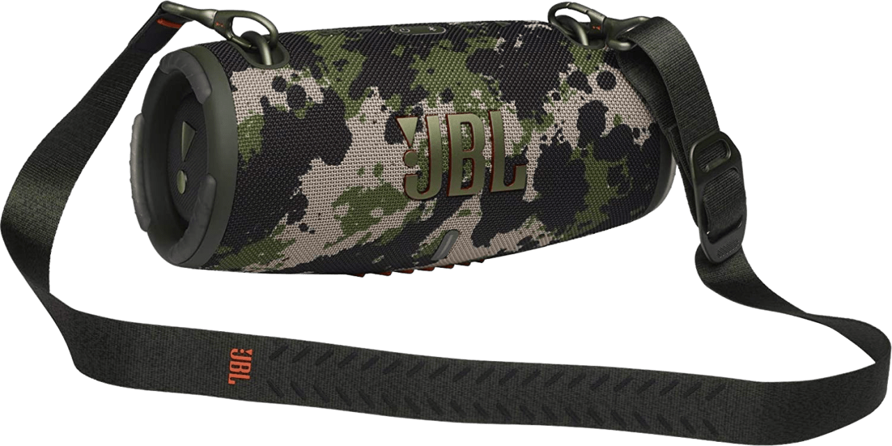 Camouflage JBL Xtreme3 Bluetooth Speaker.1