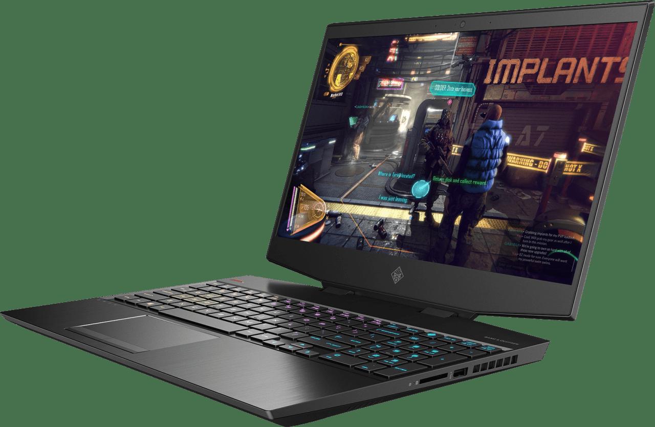 Schwarz Omen 15-dh1096ng - Gaming Notebook - Intel® Core™ i9-10885H - 32GB (DDR4) - 512GB PCIe + 1TB HDD - NVIDIA® GeForce® RTX™ 2080 Super Max-Q (8GB GDDR6).2