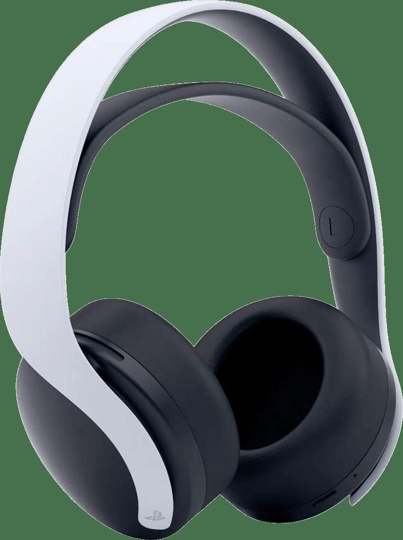 White Sony Pulse 3D Over-ear Gaming Headphones.2