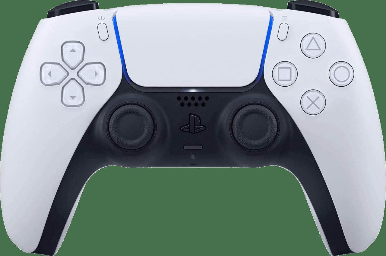 Weiß Sony Dualsense Wireless Controller.1