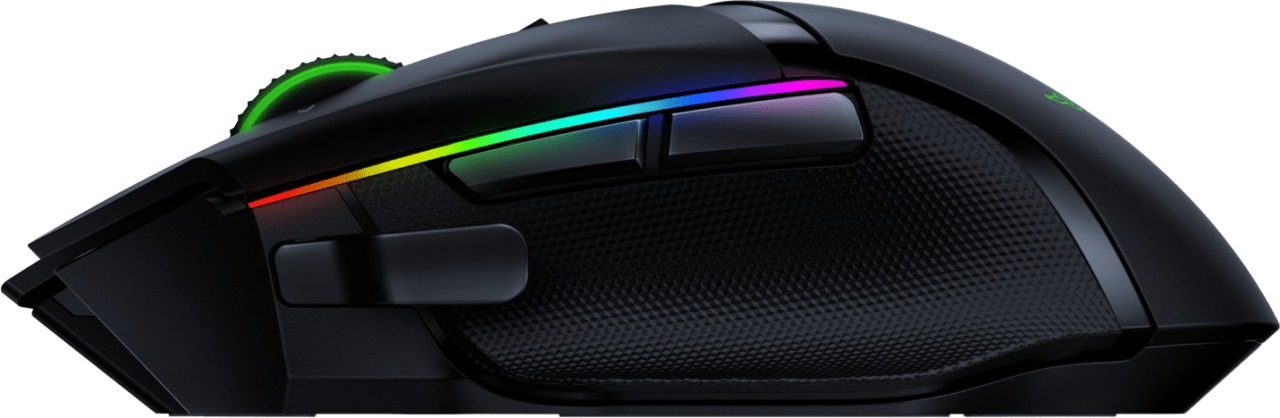 Black Razer Basilisk Ultimate (Mouse only).3