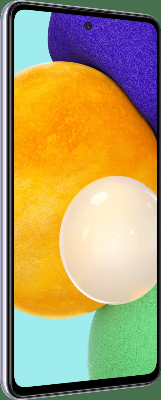 Violet Samsung Smartphone Galaxy A52 - 128GB - Dual Sim.1