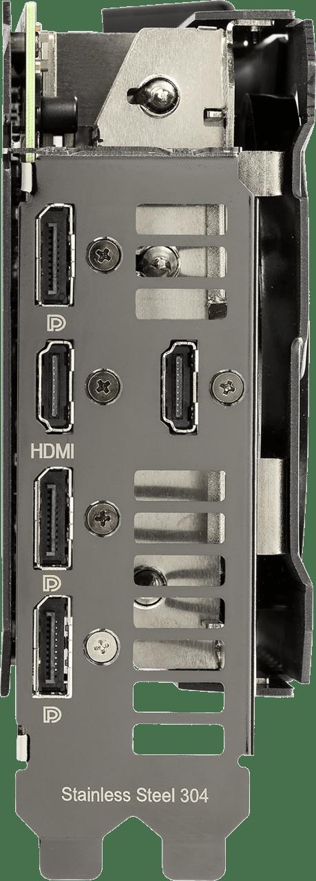Black Asus TUF Gaming TUF-RTX3070-O8G-GAMING Graphics Card.3