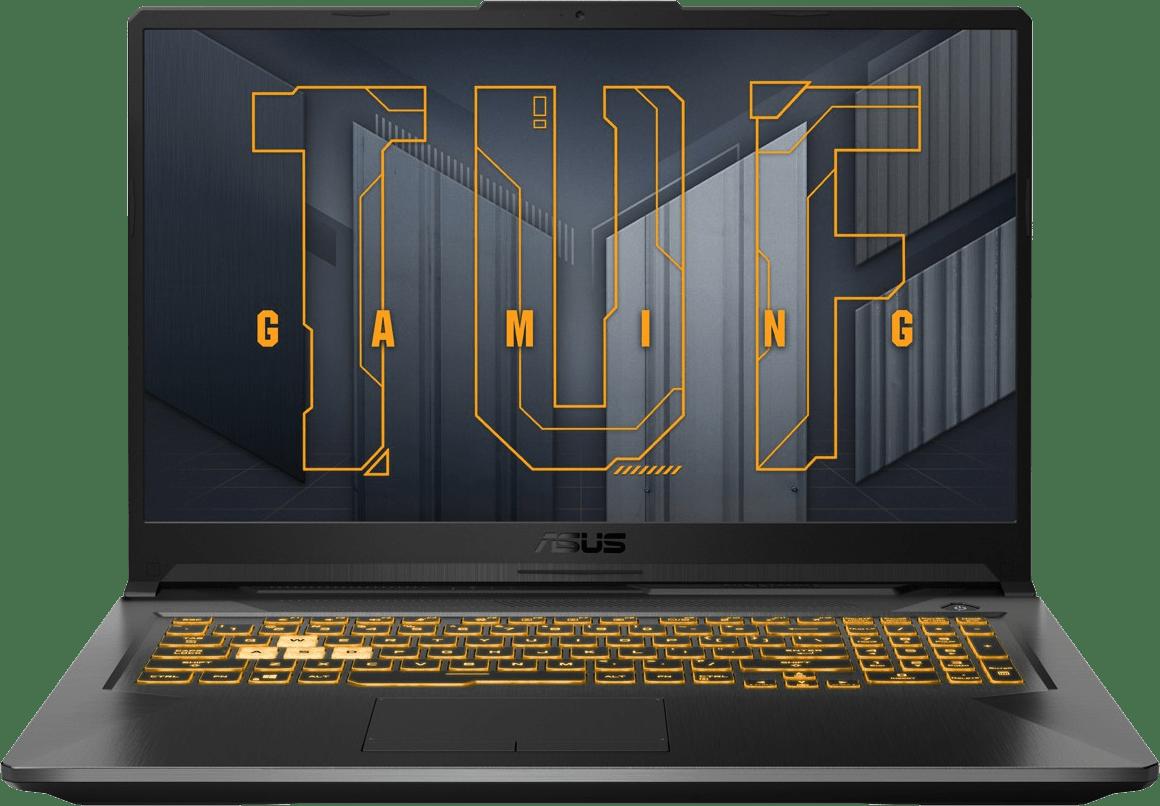 Grey  Asus TUF Gaming A17 FA706QM-HX055T - Gaming Laptop - AMD Ryzen™ 7 5800H - 8GB - 512GB SSD - NVIDIA® GeForce® RTX 3060.1