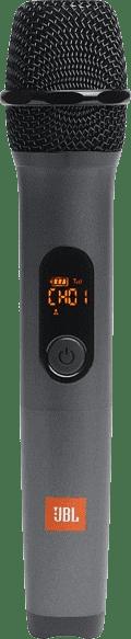 Schwarz Tragbarer Bluetooth-Lautsprecher JBL Partybox on the go.2