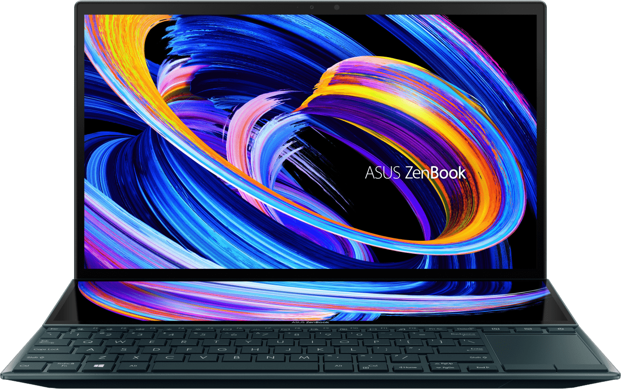 Celestial Blue Asus ZenBook Duo UX482EA-HY103R Laptop - Intel® Core™ i7-1165G7 - 16GB - 1TB SSD - Intel® Iris® Xe Graphics.1