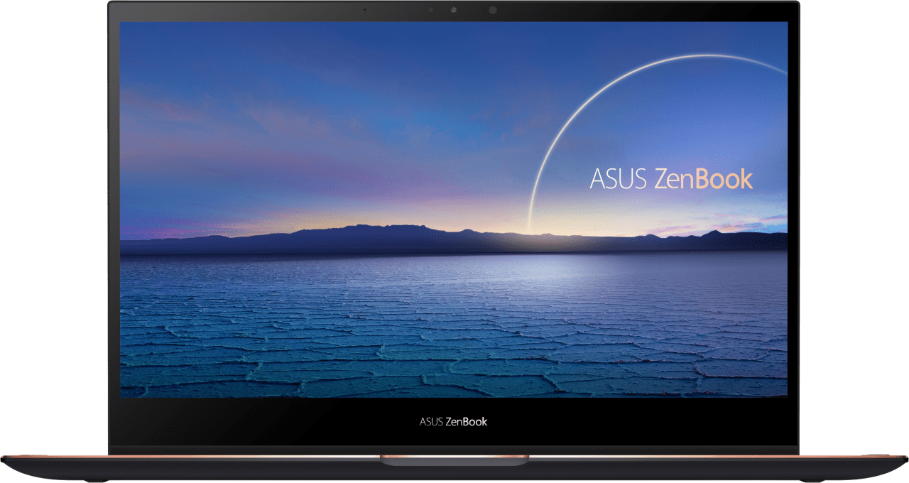 Schwarz Asus ZenBook Flip 13 UX371EA-HL003R 2in1 - Intel® Core™ i7-1165G7 - 16GB - 1TB SSD - Intel® Iris® Xe Graphics.2