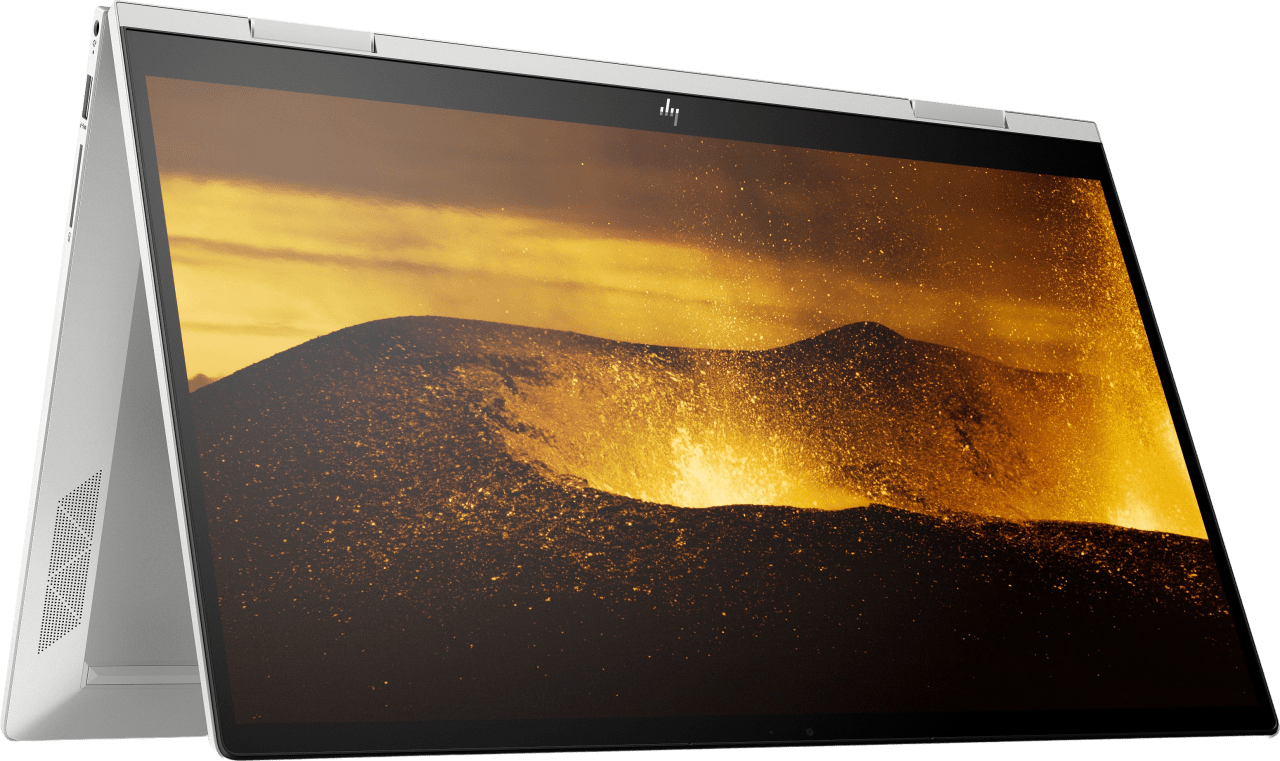 Natural Silver HP Envy x360 15-ed1252ng 2in1 - Intel® Core™ i5-1135G7 - 8GB - 256GB PCIe - Intel® Iris® Xe Graphics.1