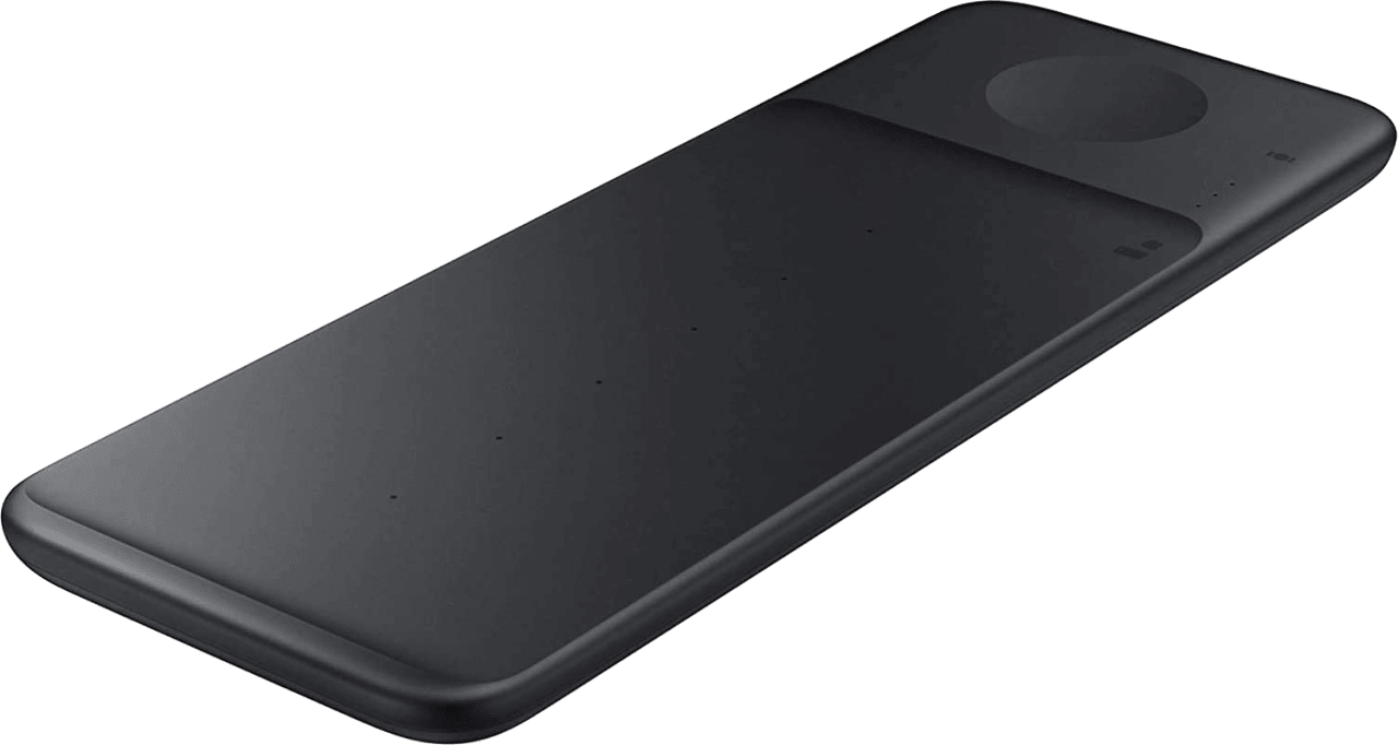 Black Samsung Wireless Charger Trio EP-P6300.4